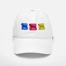 Color Row Catahoula Baseball Baseball Cap