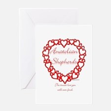 Anatolian True Greeting Card