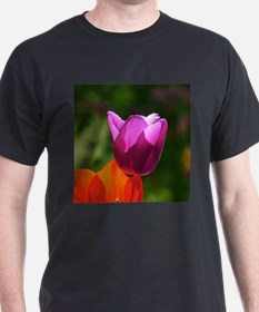 Tulip in bright light T-Shirt