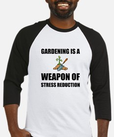 Weapon of Stress Reduction Gardening Baseball Jers
