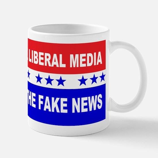 Liberal Fake News Mug