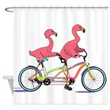 Flamingo Shower Curtains
