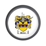 Weaver Coat of Arms Wall Clock