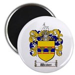 Weaver Coat of Arms Magnet