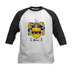 Weaver Coat of Arms Kids Baseball Jersey
