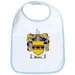 Weaver Coat of Arms Bib
