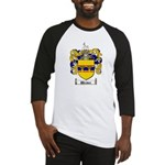 Weaver Coat of Arms Baseball Jersey