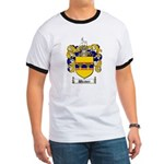 Weaver Coat of Arms Ringer T