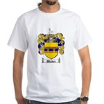 Weaver Coat of Arms White T-Shirt