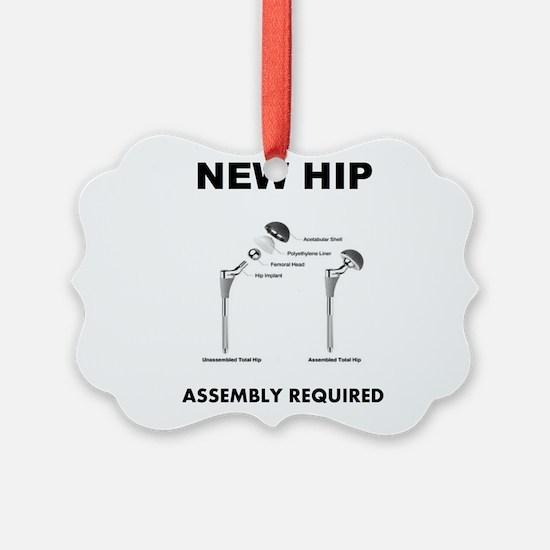 New Hip Ornament