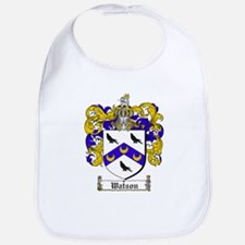 Watson Coat of Arms Bib