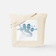 Catahoula Granddog Tote Bag