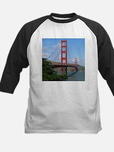 Golden Gate Bridge 007 Baseball Jersey