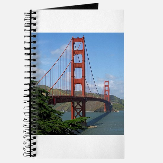 Golden Gate Bridge 007 Journal