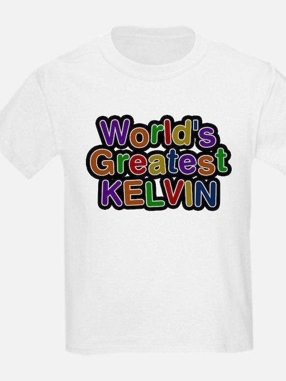 Worlds Greatest Kelvin T-Shirt