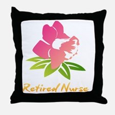 Cute Beautiful roses Throw Pillow