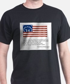 Bennington Flag T-Shirt