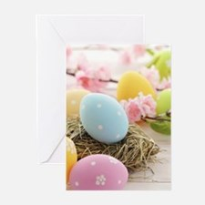 Easter Eggs Greeting Cards (Pk of 20)