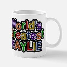 Worlds Greatest Kaylie Mugs