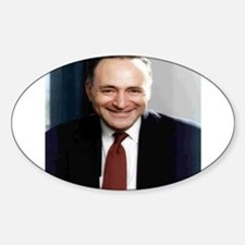 United States Senator Chuck Schumer Decal