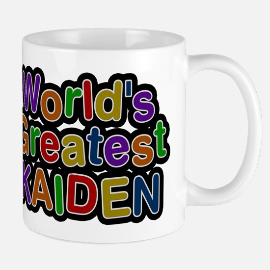 Worlds Greatest Kaiden Mugs