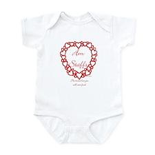 Am Staff True Infant Bodysuit