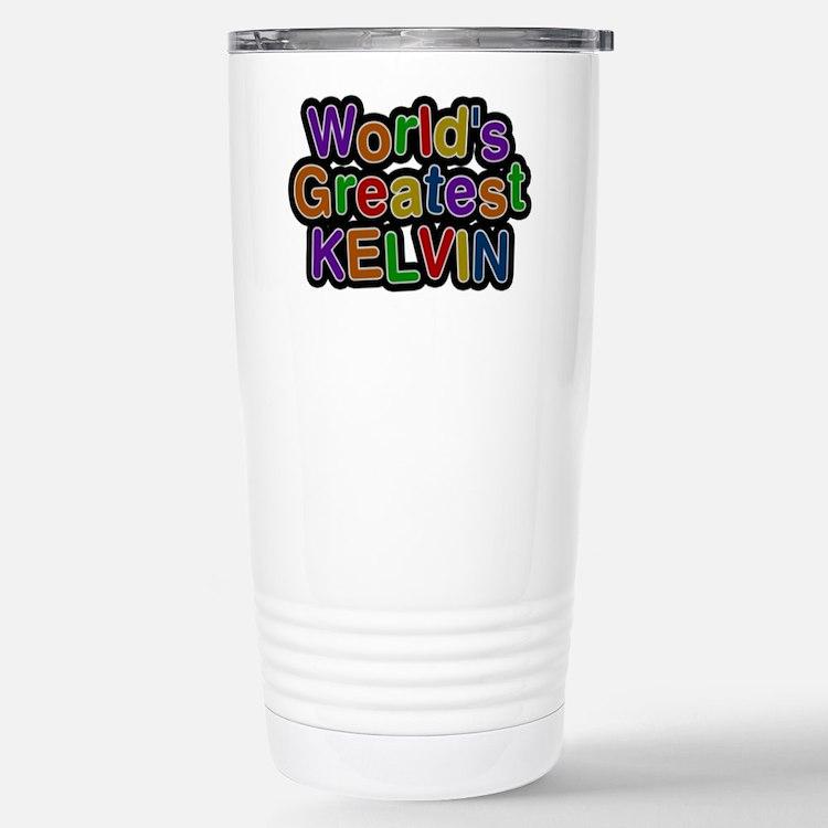 World's Greatest Kelvin Travel Mug