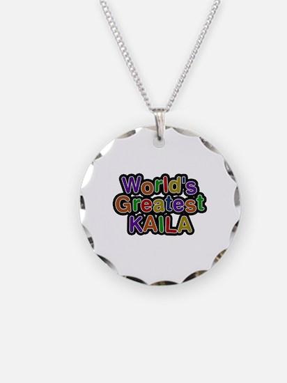 World's Greatest Kaila Necklace