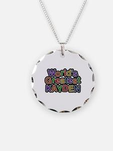 World's Greatest Kayden Necklace