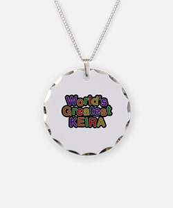 World's Greatest Keira Necklace