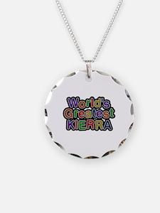 World's Greatest Kierra Necklace