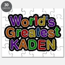 World's Greatest Kaden Puzzle