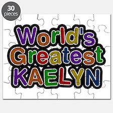 World's Greatest Kaelyn Puzzle