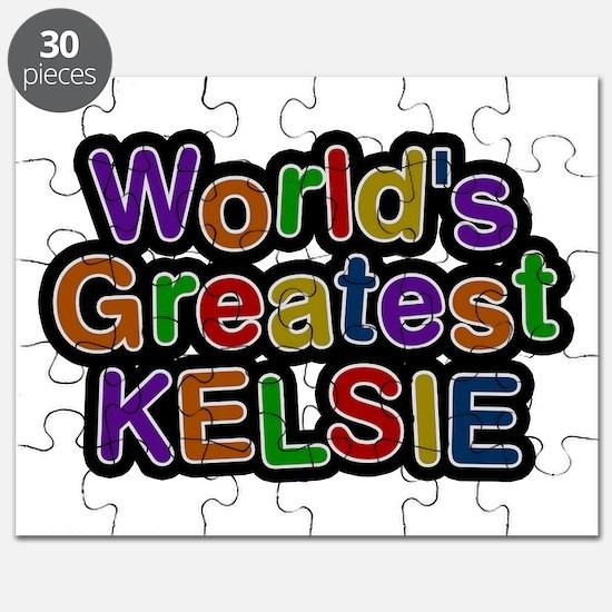 World's Greatest Kelsie Puzzle