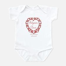 Terv True Infant Bodysuit