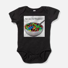 breakfast candy Infant Creeper Body Suit