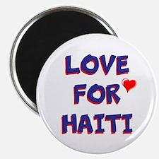 Love For Haiti Magnets
