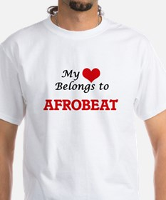 My heart belongs to Afrobeat T-Shirt