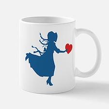 Laura Ingalls Valentine Mugs