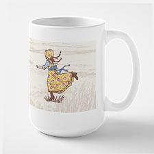 Laura Ingalls Large Mugs