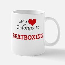 My heart belongs to Beatboxing Mugs