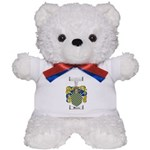 Warren Coat of Arms Teddy Bear