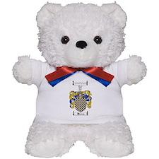 Warren Coat of Arms Teddy Bear