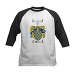 Warren Coat of Arms Kids Baseball Jersey