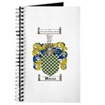 Warren Coat of Arms Journal