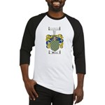 Warren Coat of Arms Baseball Jersey