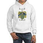 Warren Coat of Arms Hooded Sweatshirt