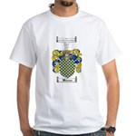 Warren Coat of Arms White T-Shirt