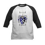 Walton Coat of Arms Kids Baseball Jersey