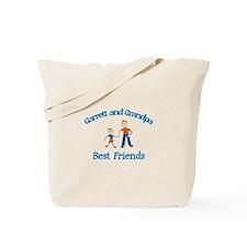 Garrett & Grandpa - Best Frie Tote Bag